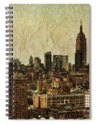 Empire Stories Spiral Notebook
