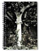 Emptiness Spiral Notebook