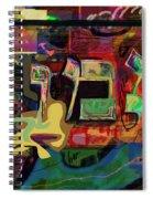 Emunah 1k Spiral Notebook