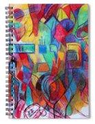 Emunah 21 Spiral Notebook