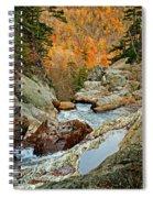 En Route To Glen Ellis Falls Spiral Notebook
