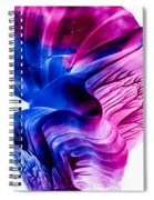 Encaustic 1836 Spiral Notebook