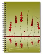 Enchanted Berries Spiral Notebook