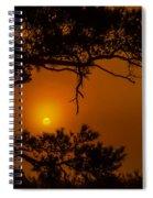 Enchanted Morning Spiral Notebook