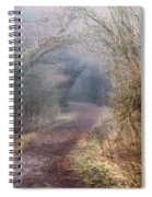 Enchanted Pathway Spiral Notebook