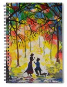 Enchanted Proposal Spiral Notebook