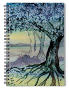 Enchanted Tree Spiral Notebook