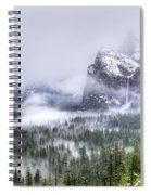 Enchanted Valley Spiral Notebook
