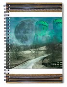 Enchanting Evening With Oz Spiral Notebook