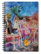 Enchanting Humor Spiral Notebook