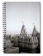 Enchanting Jaisalmer Spiral Notebook