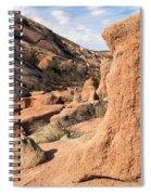 Enchanting Rocks Spiral Notebook