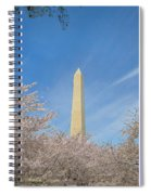 Enchanting Spring In Washington Spiral Notebook