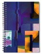 Encroachment Spiral Notebook
