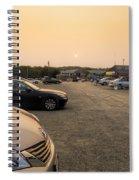 End Of A Summer Day Spiral Notebook