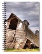 End Of An Era 4 Spiral Notebook