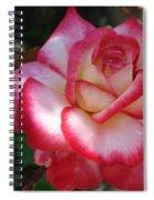 End Of June Bloom Spiral Notebook