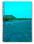 End Of The Day At Isle Of Palms Spiral Notebook