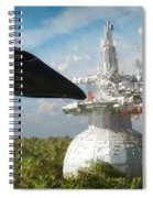 End Of The Kordoni Accords... Spiral Notebook