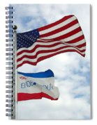 Endeavour Mission Spiral Notebook