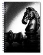 Endgame Spiral Notebook