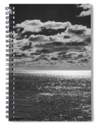 Endless Clouds II Spiral Notebook