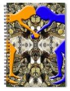 Endless Dance Spiral Notebook