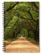 Endless Oaks Spiral Notebook