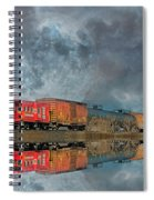 End's Reflection Spiral Notebook
