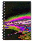 Zzzzzzzzzzt One Spiral Notebook