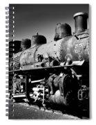 Engine 1215 Spiral Notebook