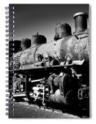 Engine 1215 Spiral Notebook