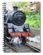 Engine 80078 Spiral Notebook