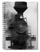 Engine No. 6 Spiral Notebook