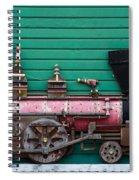 Engine Number 23 Unframed Spiral Notebook