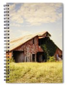 Englewood Barn Spiral Notebook