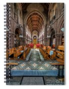 English Church Spiral Notebook