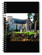 English Churchyard Spiral Notebook
