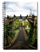 English Country Gardens - Series IIi Spiral Notebook