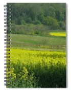 English Countryside Spiral Notebook