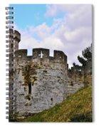 English History Spiral Notebook