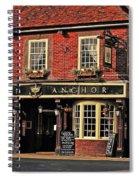 English Pub Spiral Notebook