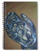 Engraved Spiral Notebook