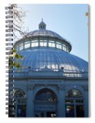 Enid A.haupt Conservatory Spiral Notebook