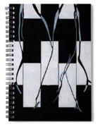 Enigmatic 2 Spiral Notebook