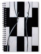Enigmatic  Spiral Notebook