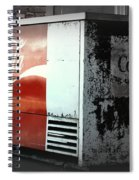 Enjoy Coca Cola  Spiral Notebook
