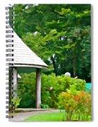 Enjoy The View Spiral Notebook