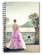enjoying Italy Spiral Notebook