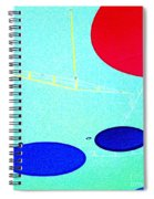 Enter Here Spiral Notebook
